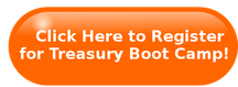 Treasury Boot Camp Registration